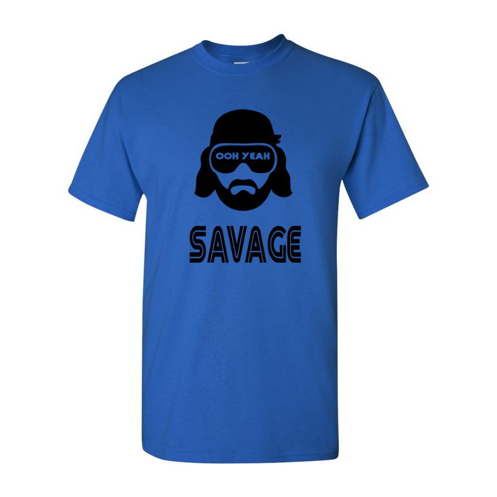Macho Man Randy Savage Funny WWE Tees Hilarious Retro Wrestling ...