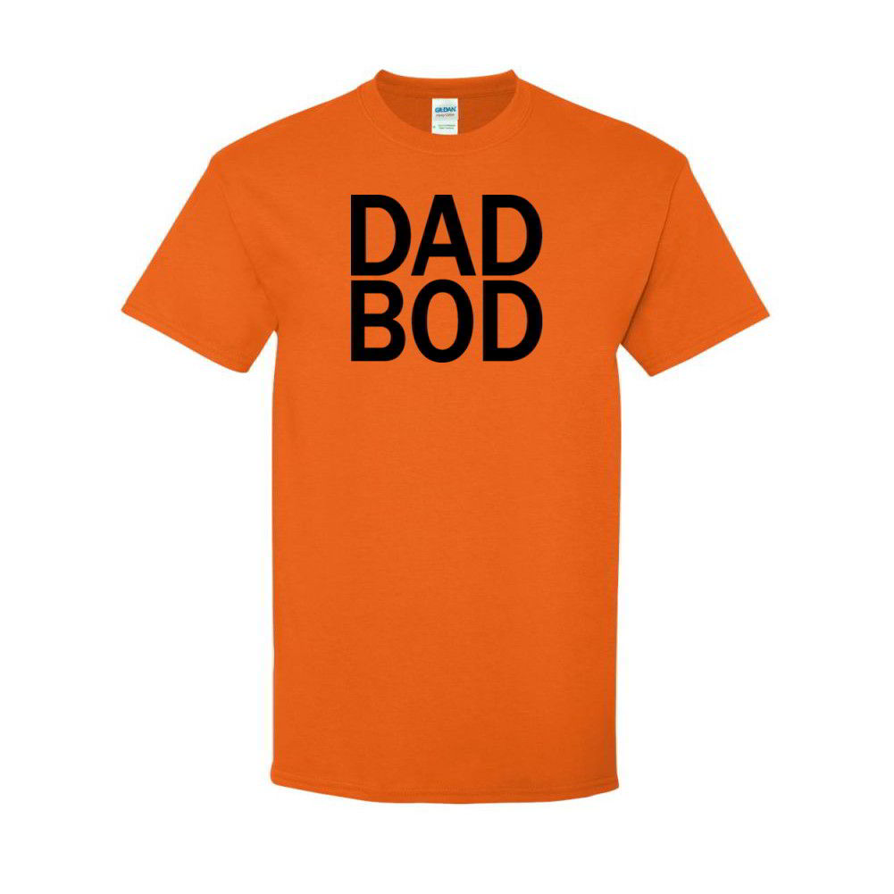 Dad Bod Workout Tees Fathers Day Gifts Funny Mens Dilf Gym