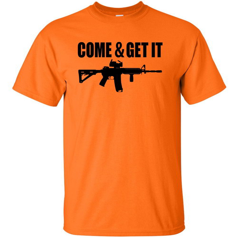 Second Amendment T-Shirts So we've come with a few Second Amendment (pro gun rights t-shirts) tee shirts. We don't know about you guys, but it seems a whole hell of a lot of people have forgotten that the right to own a fire arm is written into constitution.