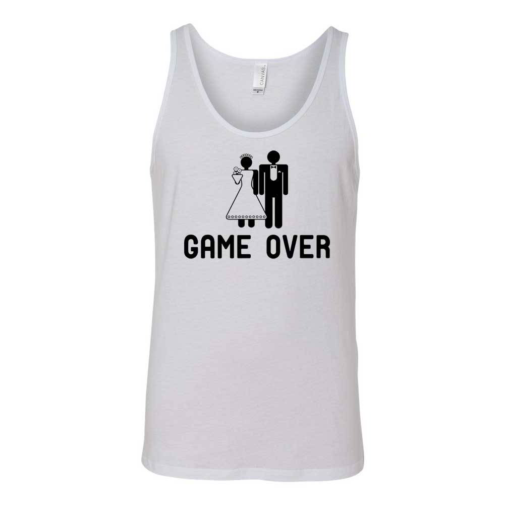 Mens Wedding Gift Ideas: Game Over Funny Bachelor Party Wedding Gift Ideas Mens