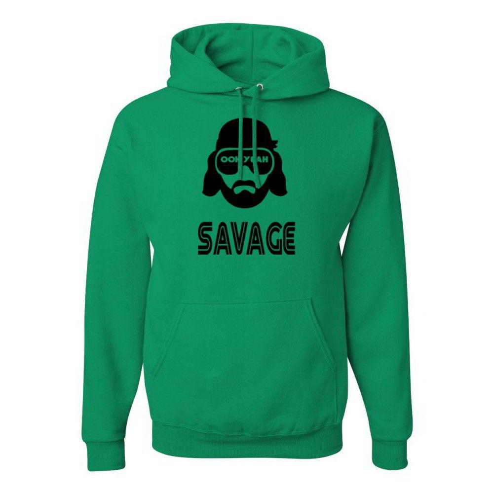 Macho Man Randy Savage Pro Wrestling Sweatshirts Funny WWE ...