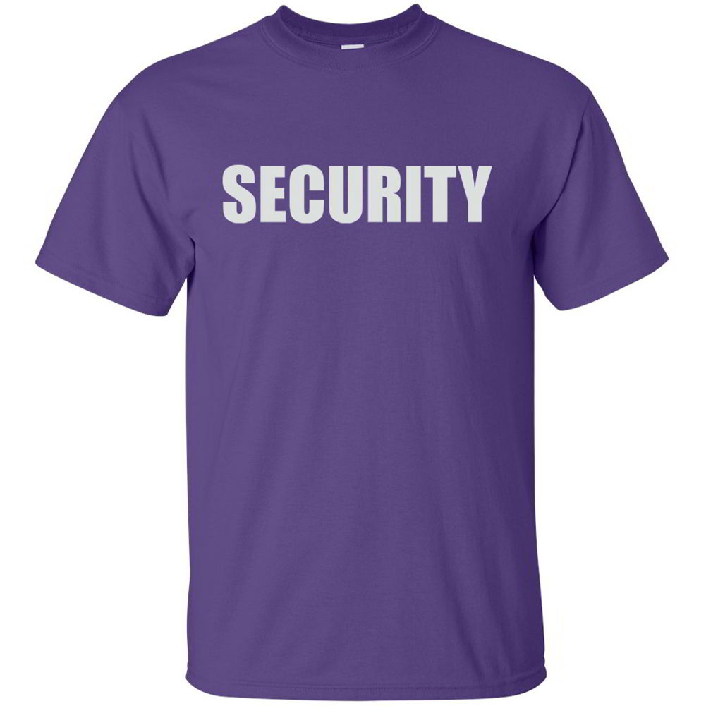 Security Funny Hilarious Costume Youth Tees Boys Girls Kids ...