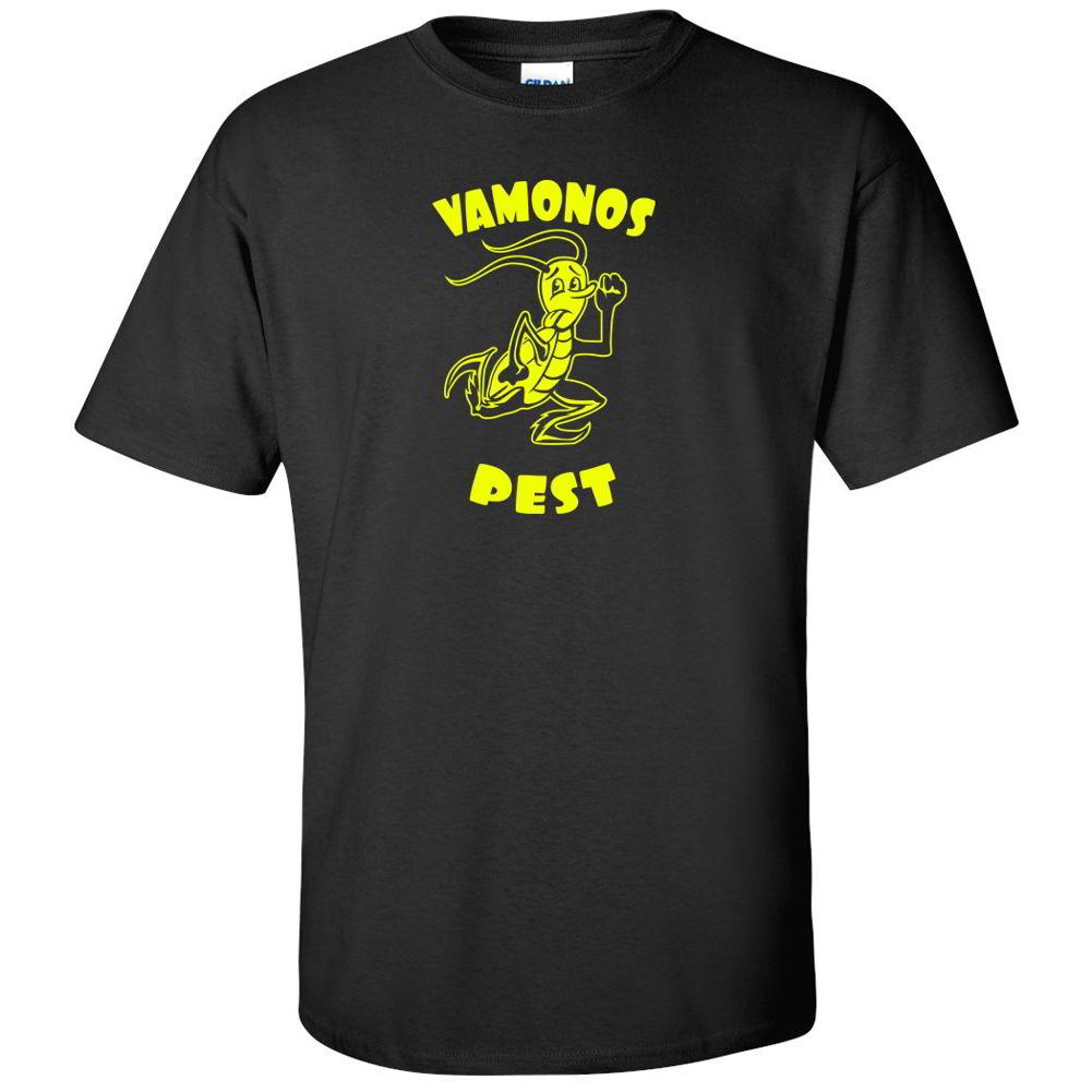 88719135d Vamonos Pest Breaking Bad Merch Tees TV Gift Ideas Funny Mens T ...
