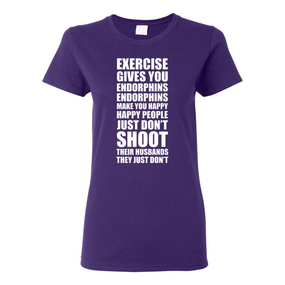 Funny Workout Shirts Womens