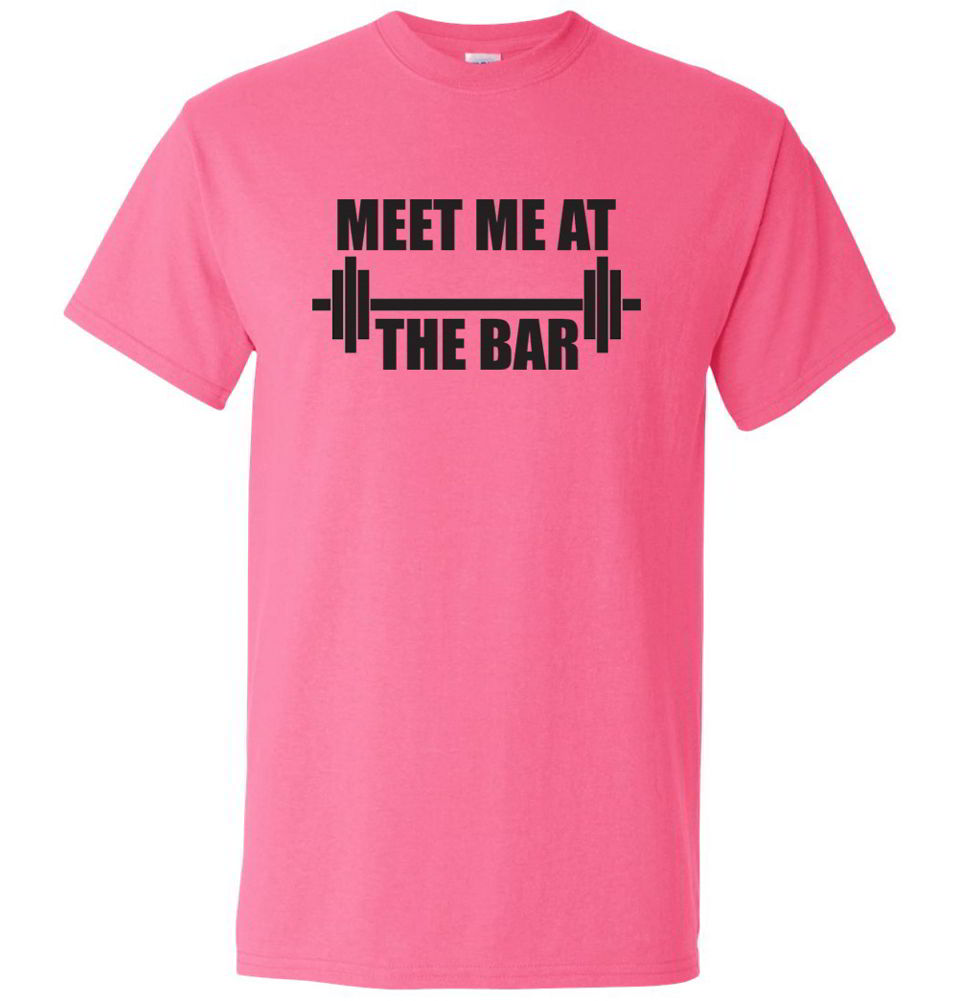 meet me at the bar shirt mens