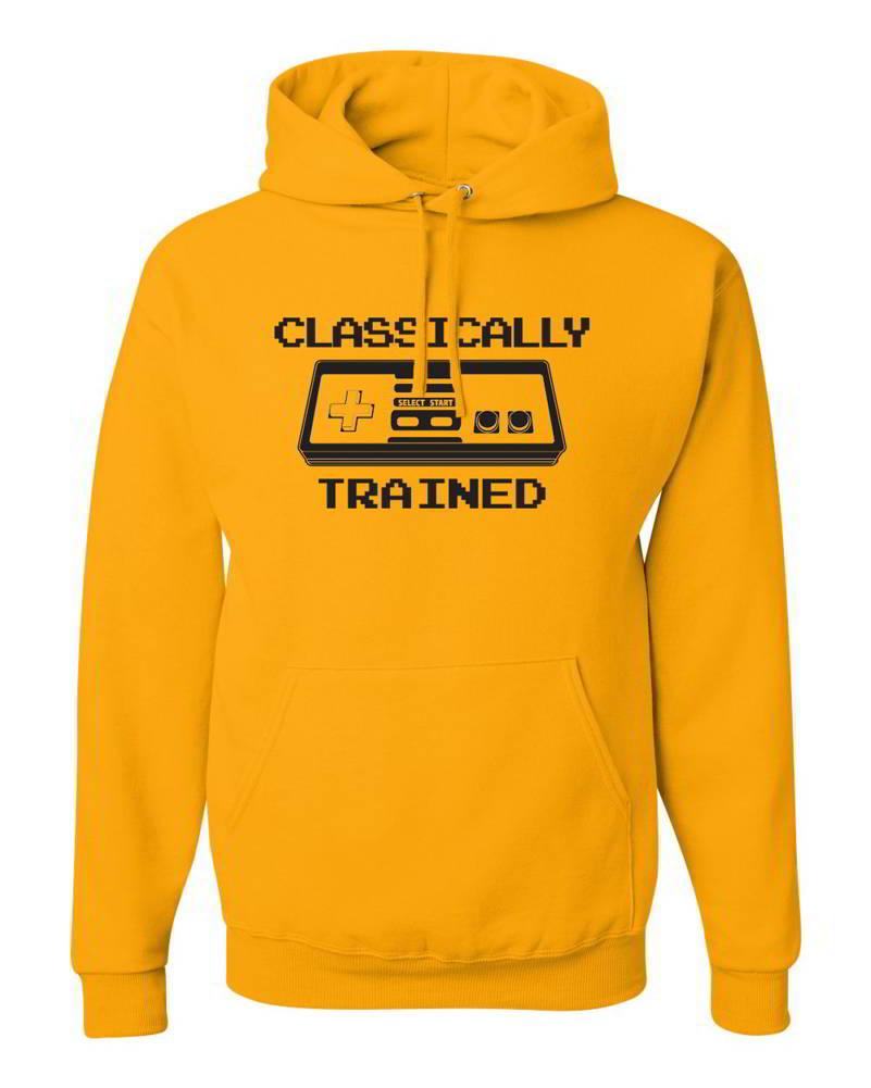 Video game hoodie
